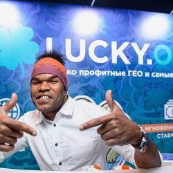 Стенд Lucky Online1