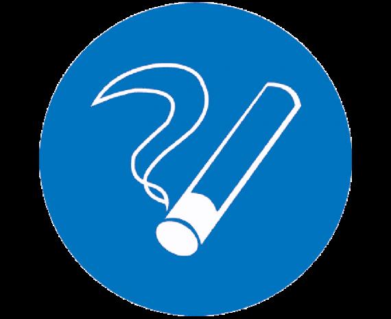 Курить здесь (M15)