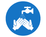 Мыть руки (М20)