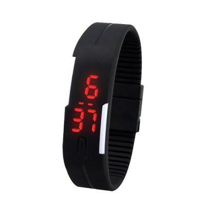 Часы наручные электронные A-WATCH в пластиковой коробке