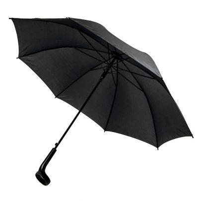 Зонт-трость LIVERPOOL с ручкой-держателем